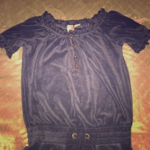 Juicy Couture French Terry Jumper